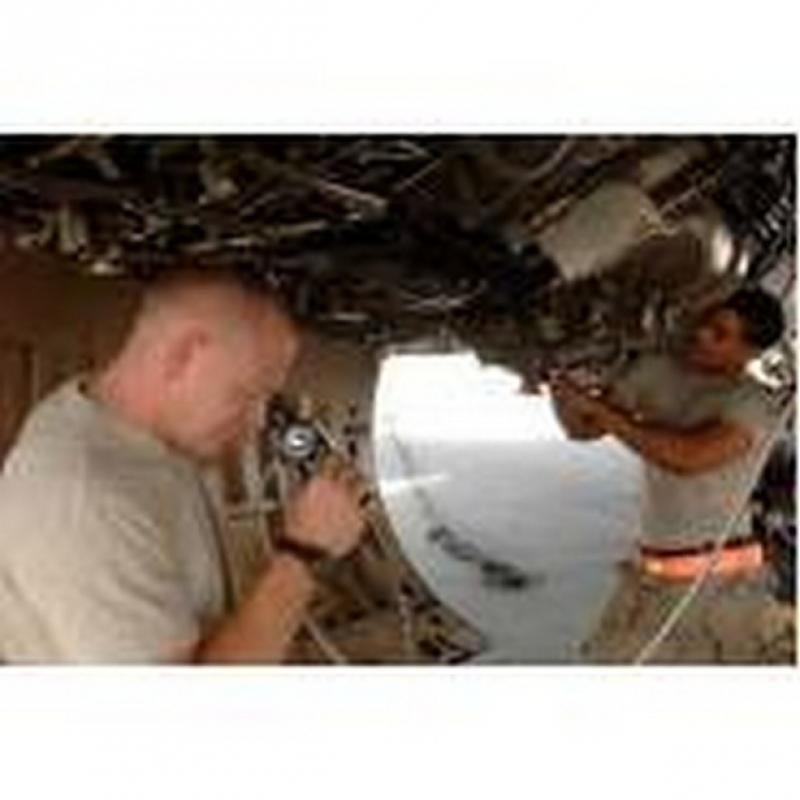 Ensaios de Espectrometria em Campo Botucatu - Ensaio por Réplicas Metalográficas