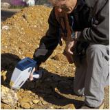 análise de solo para metais pesados orçar Itapuí