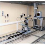 calibração de medidor de radiação Ouroeste