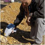 contratar análise de textura do solo Guaiçara