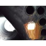 empresa de réplica metalográfica ensaio Miracatu