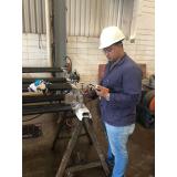 empresa que faz medição de ferrita delta em campo Nova Granada