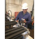 empresa que faz medição de ferrita delta Cajamar