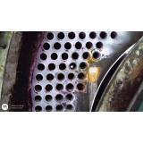 réplica metalográfica caldeiras valores Guarantã