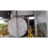 réplica metalográfica superfície valores Hortolândia