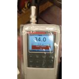 serviço de medição de ferrita delta de campo análise Aguaí