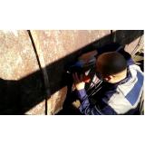 serviço de réplica metalográfica extração Nuporanga