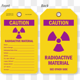 transporte de rejeitos radioativos de indústria Vila Mussolini
