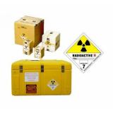transporte de rejeitos radioativos hospitalares em conta Socorro
