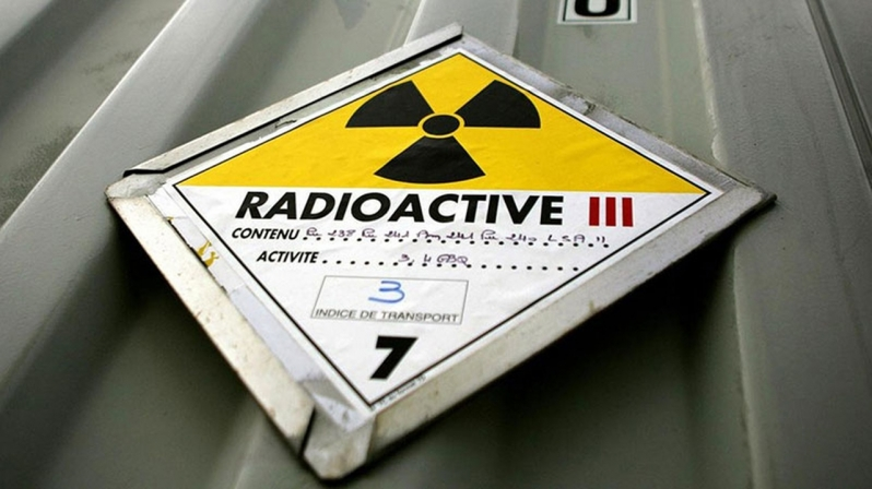 transporte de rejeitos radioativos usina nuclear em conta Vista Alegre do Alto