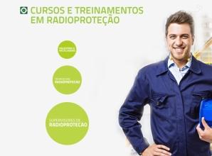 TREINAMENTO ESPECIALIZADO DE PROTEÇÃO RADIOLÓGICA - Cargas horárias disponíveis: 02,04, 08, 16, 20, 32, 40, 80 horas.