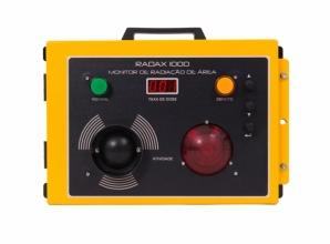 MONITOR FIXO DE ÁREA - RADAX-1000 (COM SONDA INTERNA E EXTERNA)